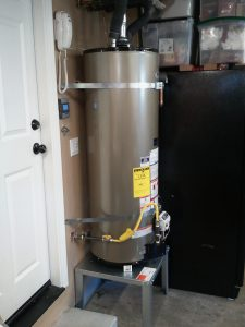 Water heater replacement near Plymouth and Livonia